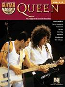 Cover icon of Killer Queen sheet music for guitar (tablature, play-along) by Queen and Freddie Mercury, intermediate skill level