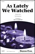 Cover icon of As Lately We Watched sheet music for choir (SATB) by Ian R. Charter, intermediate choir (SATB)