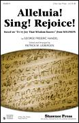 Cover icon of Alleluia! Sing! Rejoice! sheet music for choir (duets) by George Frideric Handel and Patrick Liebergen, intermediate duet
