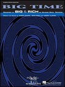 Cover icon of Big Time sheet music for voice, piano or guitar by Big & Rich, Angie Aparo, John Rich and Kenny Alphin, intermediate skill level