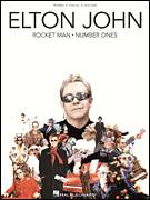 Cover icon of Rocket Man sheet music for voice, piano or guitar by Elton John and Bernie Taupin, intermediate