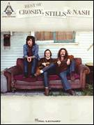 Cover icon of Wasted On The Way sheet music for guitar (tablature) by Crosby, Stills & Nash and Graham Nash, intermediate guitar (tablature)