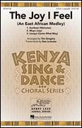 Cover icon of The Joy I Feel (East African Medley) sheet music for choir (duets) by Tim Gregory, intermediate duet
