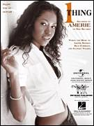 Cover icon of 1 Thing sheet music for voice, piano or guitar by Amerie, Amerie Rogers, Rich Harrison and Stanley Walden, intermediate