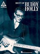 Cover icon of Think It Over sheet music for guitar (tablature) by Buddy Holly and Norman Petty, intermediate