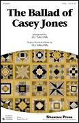 Cover icon of Ballad Of Casey Jones sheet music for choir (2-Part) by Jill Gallina, intermediate duet