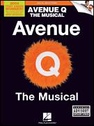 Cover icon of There's A Fine, Fine Line sheet music for voice and piano by Avenue Q, Jeff Marx and Robert Lopez, intermediate skill level
