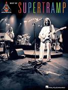 Cover icon of Goodbye Stranger sheet music for guitar (tablature) by Supertramp, Rick Davies and Roger Hodgson, intermediate skill level