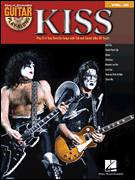 Cover icon of Heaven's On Fire sheet music for guitar (tablature, play-along) by KISS, Desmond Child and Paul Stanley, intermediate
