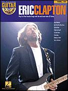 Cover icon of Pretending sheet music for guitar (tablature, play-along) by Eric Clapton and Jerry Lynn Williams, intermediate skill level