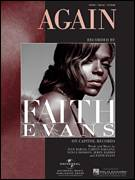 Cover icon of Again sheet music for voice, piano or guitar by Faith Evans, Carvin Haggins, Ivan Barias, Jerry Harris and Venus Dodson, intermediate skill level