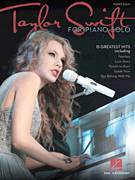 Cover icon of White Horse, (intermediate) sheet music for piano solo by Taylor Swift and Liz Rose, intermediate skill level