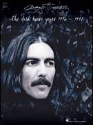 Cover icon of Wreck Of The Hesperus sheet music for voice, piano or guitar by George Harrison