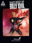 Cover icon of Eyes Without A Face sheet music for guitar (tablature) by Billy Idol and Steve Stevens, intermediate