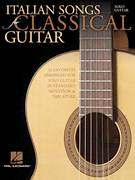 Cover icon of Vieni Sul Mar sheet music for guitar solo, intermediate skill level