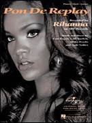 Cover icon of Pon De Replay sheet music for voice, piano or guitar by Rihanna
