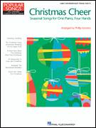 Cover icon of The Christmas Song (Chestnuts Roasting On An Open Fire) sheet music for piano four hands by Mel Torme, Miscellaneous and Robert Wells, intermediate skill level