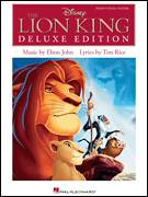 Cover icon of I Just Can't Wait To Be King sheet music for voice, piano or guitar by Elton John, The Lion King (Movie) and Tim Rice, intermediate