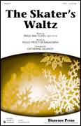 Cover icon of The Skater's Waltz sheet music for choir (2-Part) by Emile Waldteufel, Peggy Proctor Aranowski and Catherine Delanoy, intermediate duet