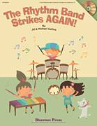 Cover icon of The Rhythm Band Strikes Again sheet music for choir by Jill Gallina and Michael Gallina, intermediate