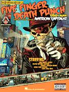 Cover icon of Under And Over It sheet music for guitar (tablature) by Five Finger Death Punch, Ivan Moody, Jeremy Spencer, Kevin Churko, Thomas Jason Grinstead and Zoltan Bathory, intermediate