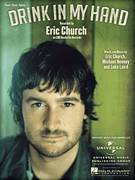 Cover icon of Drink In My Hand sheet music for voice, piano or guitar by Eric Church, Luke Laird and Michael Heeney, intermediate