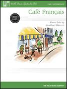 Cover icon of Cafe Francais (French Cafe) sheet music for piano solo (elementary) by Jonathan Maiocco, classical score, beginner piano (elementary)
