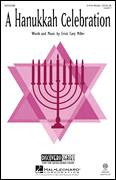 Cover icon of A Hanukkah Celebration sheet music for choir (3-Part Mixed) by Cristi Cary Miller, intermediate