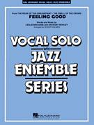 Cover icon of Feeling Good (COMPLETE) sheet music for jazz band by Leslie Bricusse, Anthony Newley, Michael Buble and Roger Holmes