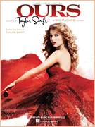 Cover icon of Ours sheet music for voice, piano or guitar by Taylor Swift, intermediate