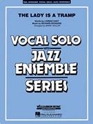 Cover icon of The Lady Is A Tramp (COMPLETE) sheet music for jazz band by Richard Rodgers, Lorenz Hart and Mark Taylor