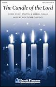 Cover icon of The Candle Of The Lord sheet music for choir (SATB) by Vicki Tucker Courtney and Bert Stratton, intermediate choir (SATB)