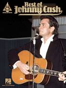 Cover icon of I Walk The Line sheet music for guitar (tablature) by Johnny Cash, intermediate