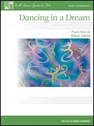 Cover icon of Dancing In A Dream sheet music for piano solo (elementary) by William Gillock, classical score, beginner piano (elementary)