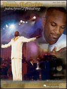 Cover icon of Awesome God sheet music for voice, piano or guitar by Donnie McClurkin and Rich Mullins, intermediate