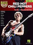 Cover icon of Scar Tissue sheet music for bass (tablature) (bass guitar) by Red Hot Chili Peppers, intermediate bass (tablature) (bass guitar)