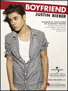 Cover icon of Boyfriend sheet music for voice, piano or guitar by Justin Bieber, Mason Levy, Mat Musto and Mike Posner, intermediate
