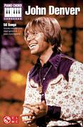 Cover icon of Annie's Song sheet music for piano solo (chords, lyrics, melody) by John Denver