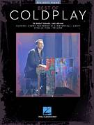 Cover icon of Fix You sheet music for piano solo (big note book) by Coldplay, Chris Martin, Guy Berryman, Jon Buckland and Will Champion, easy piano (big note book)
