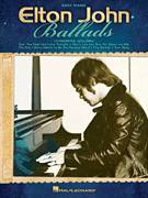 Cover icon of The Bridge sheet music for piano solo by Elton John and Bernie Taupin, easy piano