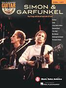 Cover icon of I Am A Rock sheet music for guitar (tablature, play-along) by Simon & Garfunkel and Paul Simon, intermediate