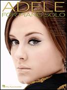 Cover icon of One And Only sheet music for piano solo by Adele, intermediate