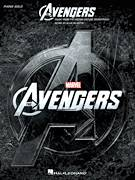 Cover icon of The Avengers sheet music for piano solo by Alan Silvestri, intermediate skill level