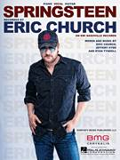 Cover icon of Springsteen sheet music for voice, piano or guitar by Eric Church, intermediate skill level