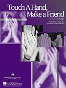 Cover icon of Touch A Hand, Make A Friend sheet music for voice, piano or guitar by The Staple Singers, Oak Ridge Boys, Carl Hampton, Homer Banks and Raymond Jackson, intermediate skill level
