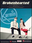 Cover icon of Brokenhearted sheet music for voice, piano or guitar by Karmin, intermediate