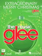 Cover icon of Extraordinary Merry Christmas sheet music for voice, piano or guitar by Glee Cast, Adam Anders, Peer Astrom and Shelly Peiken, intermediate