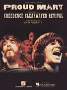 Cover icon of Proud Mary sheet music for voice, piano or guitar by Creedence Clearwater Revival, Ike & Tina Turner, Miscellaneous and John Fogerty, intermediate