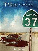 Cover icon of California 37 sheet music for voice, piano or guitar by Train and Pat Monahan, intermediate