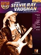 Cover icon of Texas Flood sheet music for guitar (tablature, play-along) by Stevie Ray Vaughan and Larry Davis, intermediate guitar (tablature, play-along)